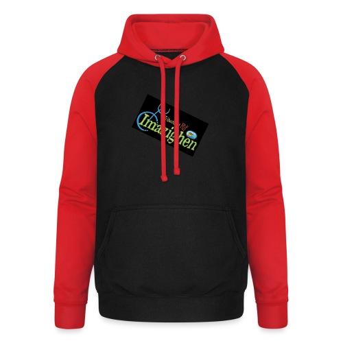 Imazighen ithran rif - Unisex baseball hoodie