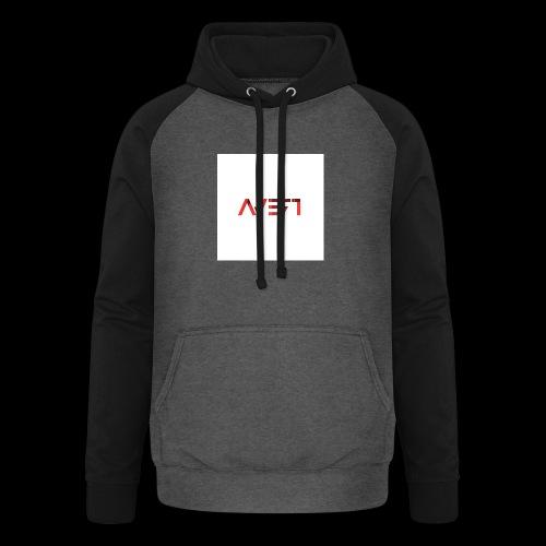 AVERT YOUR EYES - Unisex baseball hoodie