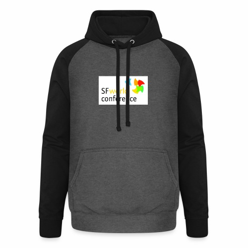 SFworldconference T-Shirts - Unisex Baseball Hoodie