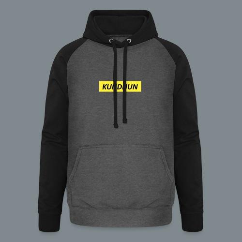 Kundnun official - Unisex baseball hoodie