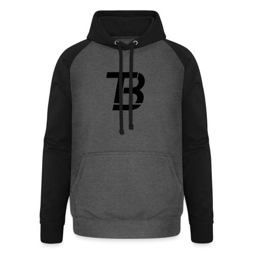 brtblack - Unisex Baseball Hoodie