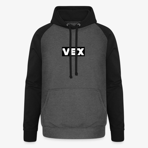 Official VEX Merch - Unisex Baseball Hoodie