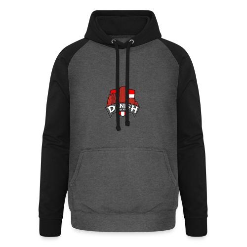 DanishRP Logo - Unisex baseball hoodie