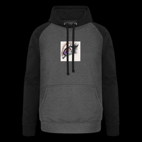 desenho design olhos eye Favim com 403064 - Unisex baseball hoodie