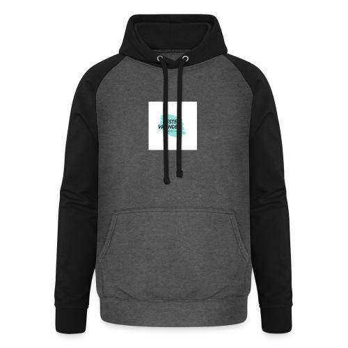 beste vriendeSpace - Unisex baseball hoodie