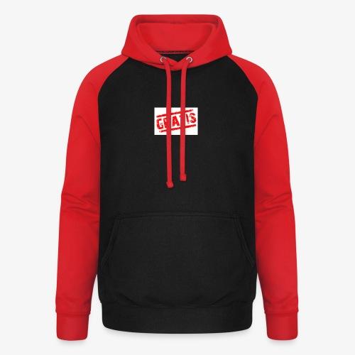 verkopenmetgratis - Unisex baseball hoodie