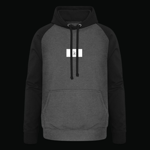 bafti long sleeve tee - Unisex baseball hoodie