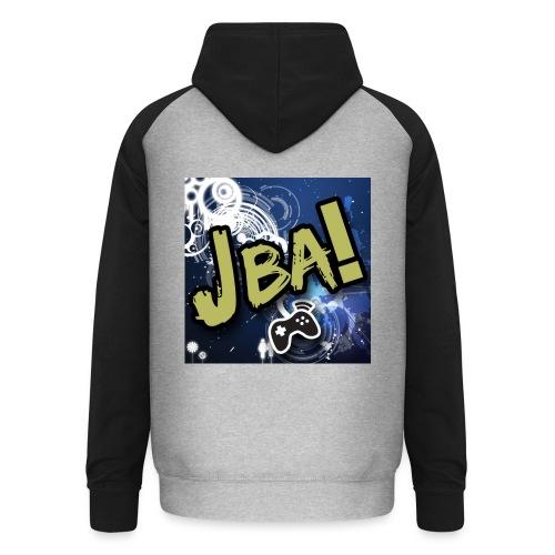JBAGAMEZ - Unisex Baseball Hoodie