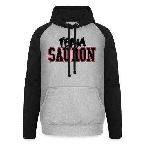 Team Sauron Hoodie - Felpa da baseball con cappuccio unisex