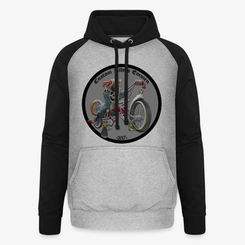 Custom Riders Emmen - Unisex baseball hoodie
