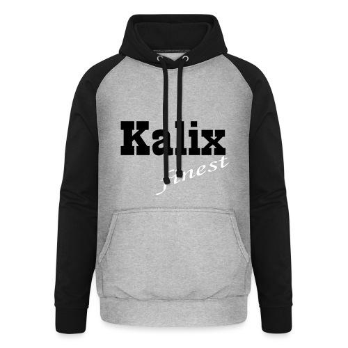 Kalix Finest - Basebolluvtröja unisex