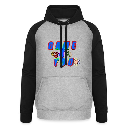 Game4You - Unisex Baseball Hoodie