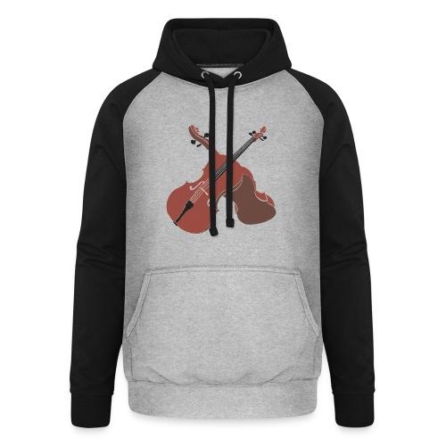 Cello - Unisex Baseball Hoodie