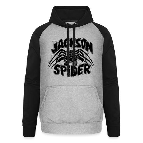 jackson spreadshirt - Unisex Baseball Hoodie