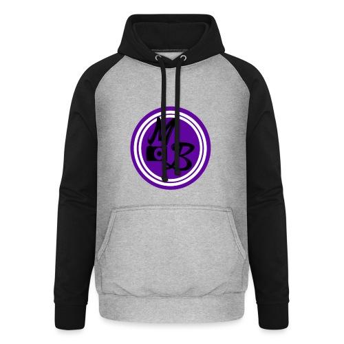 MirandaBos Merch - Unisex baseball hoodie