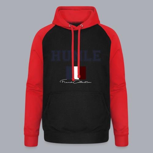 hunle French Collection n°1 - Sweat-shirt baseball unisexe