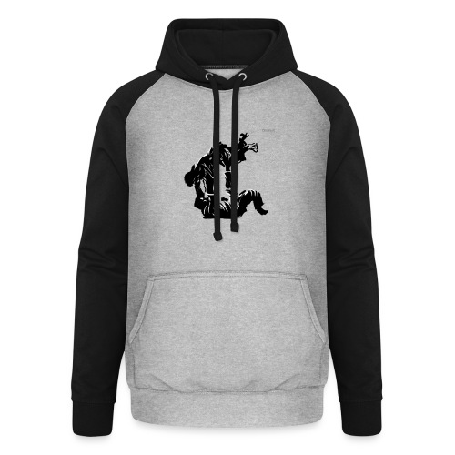 Jutsu v2 - Unisex baseball hoodie
