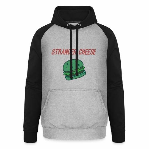 Stranger Cheese - Sweat-shirt baseball unisexe