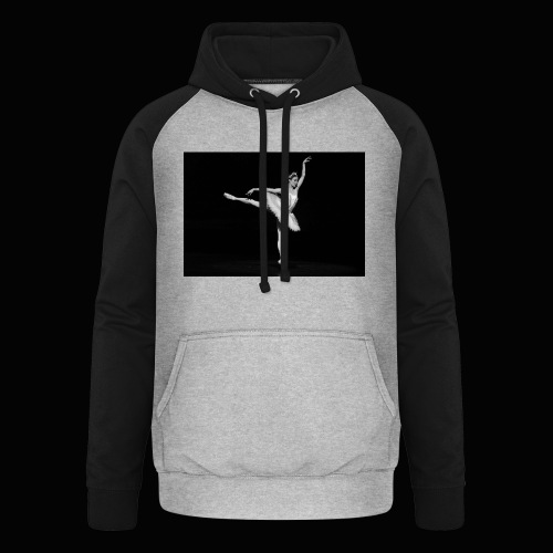 Royal Danish Warrior - Unisex baseball hoodie