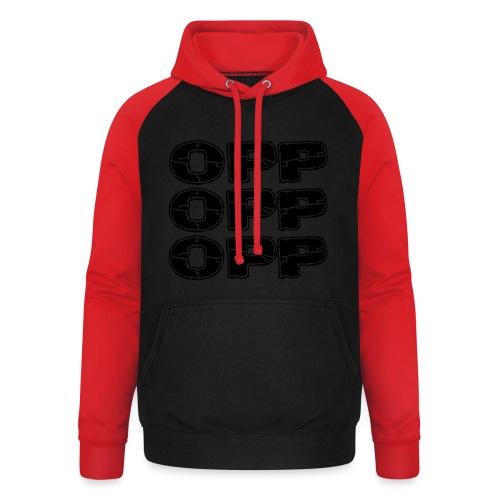 OPP Print - Unisex baseball-huppari