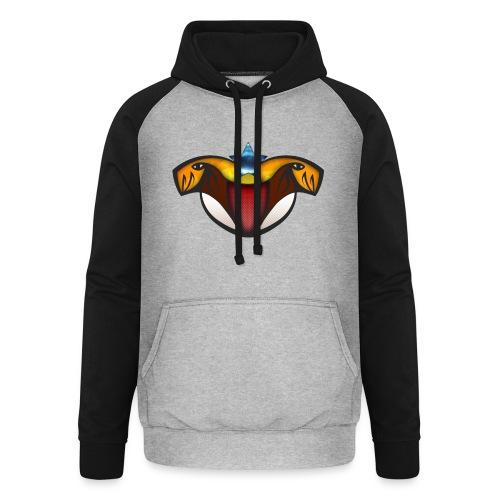 TeamLevelUP - Unisex baseball hoodie