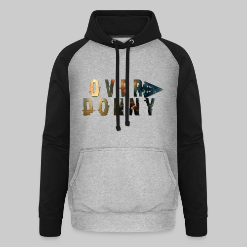 Over Donny [Arrow Version] - Felpa da baseball con cappuccio unisex