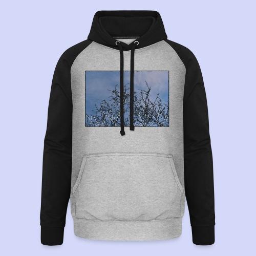 Summer times - Male shirt - Unisex baseball hoodie