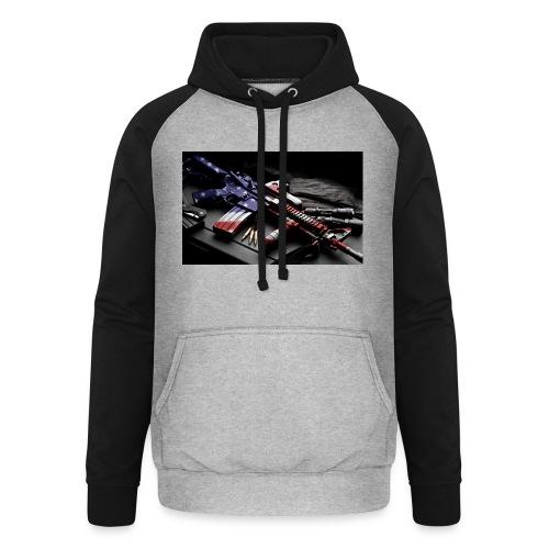 American Gangster - Unisex Baseball Hoodie