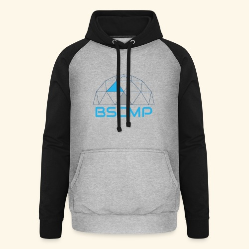 BSCMP - Unisex baseball hoodie