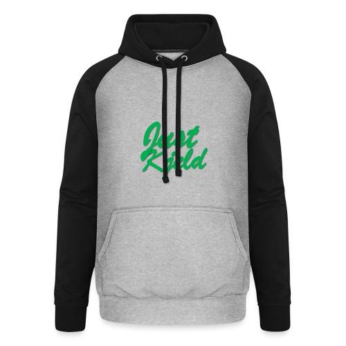 JustKjeld - Unisex baseball hoodie
