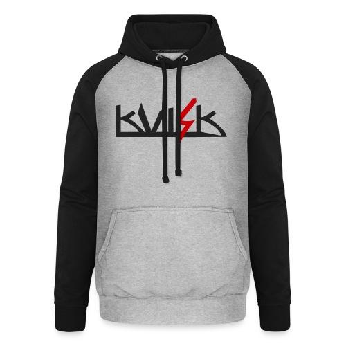 KVISK - mens shirt - Unisex Baseball Hoodie