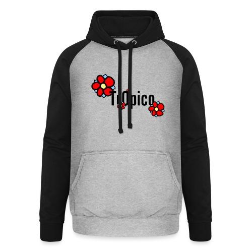 tr0pico - Unisex baseball hoodie