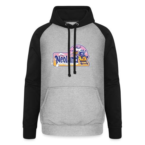 Neoland - das Kreativ- und Digitalparadies - Unisex Baseball Hoodie