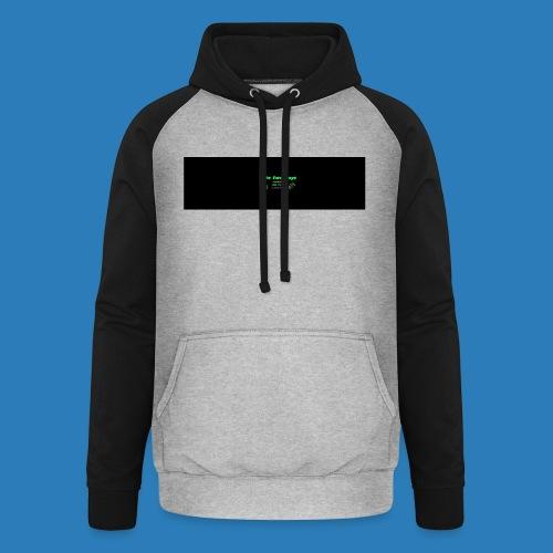 tetete-png - Unisex baseball hoodie