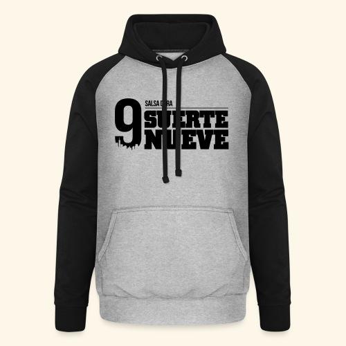 Logo Suerte - Sweat-shirt baseball unisexe