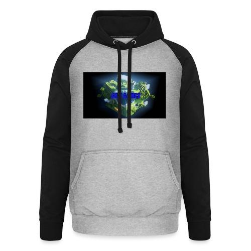 T-shirt SBM games - Unisex baseball hoodie