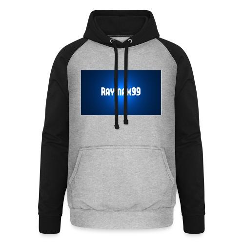 Dam T-shirt - Basebolluvtröja unisex