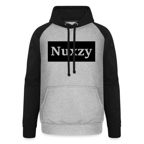 Nuxzy sweatshirt - Unisex baseball hoodie