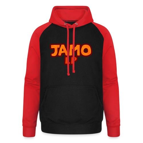 JAMOLP Logo Mug - Unisex baseball hoodie