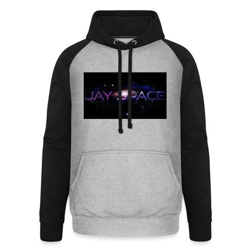 Jay Space - Unisex baseball-huppari