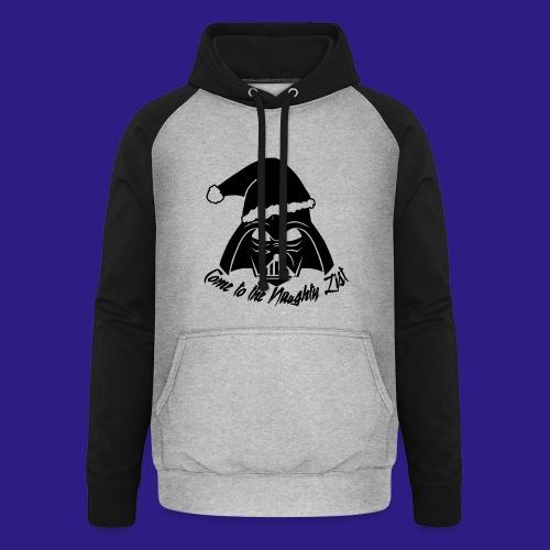 Vader's List - Unisex Baseball Hoodie