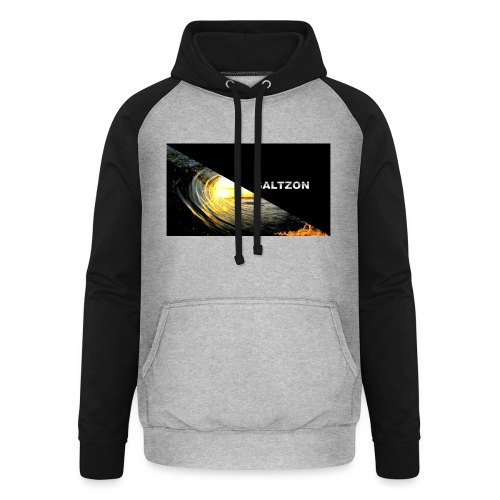saltzon - Unisex Baseball Hoodie