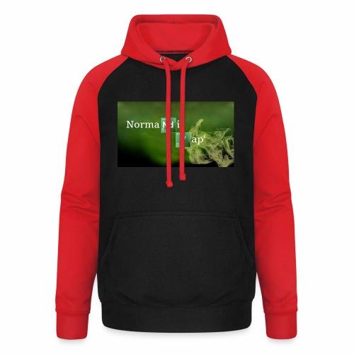 Normandie Vap' - Sweat-shirt baseball unisexe