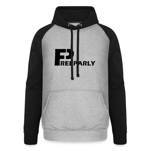 Freeparly - Unisex baseball hoodie