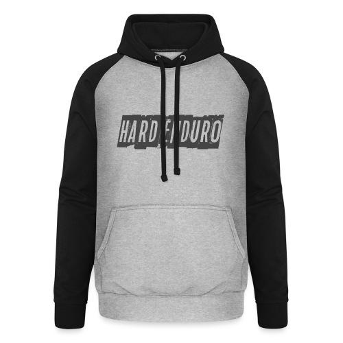 Hard Enduro - Unisex Baseball Hoodie