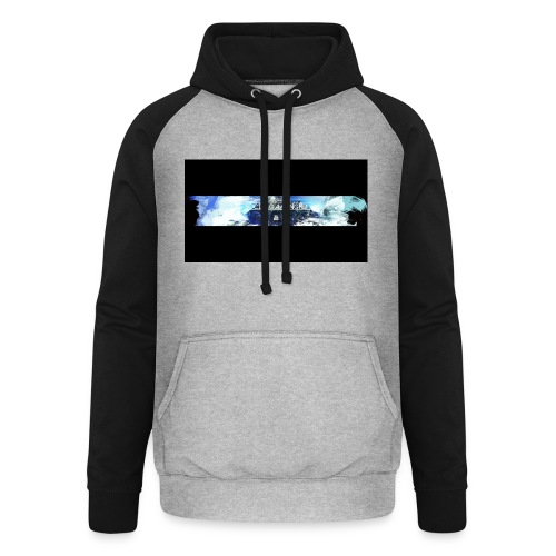 Limited Edition Banner Merch - Unisex Baseball Hoodie