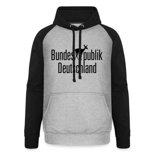 BundesREHpublik_D - Unisex Baseball Hoodie