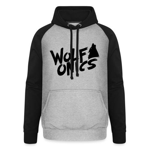 Wolfonics - Unisex Baseball Hoodie