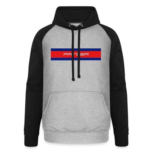 PATSER - Unisex baseball hoodie