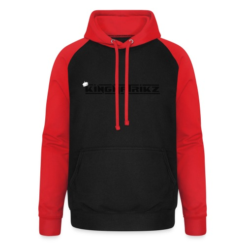 kingmatrikz mk2 - Unisex baseball hoodie